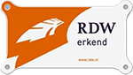 rdw erkend top